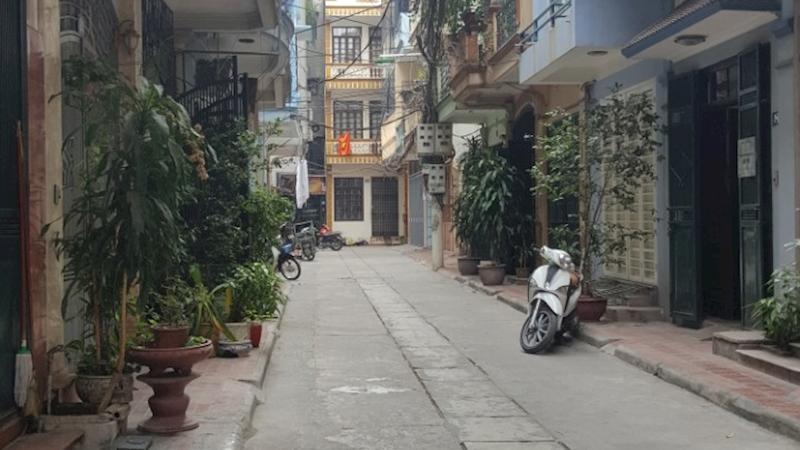 Nhà riêng khu vực trung tâm Hà Nội tăng giá 20-25%