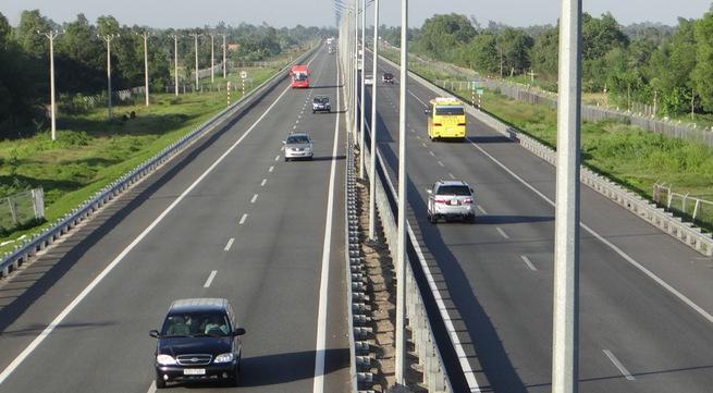 dự án BOT cao tốc Bắc - Nam
