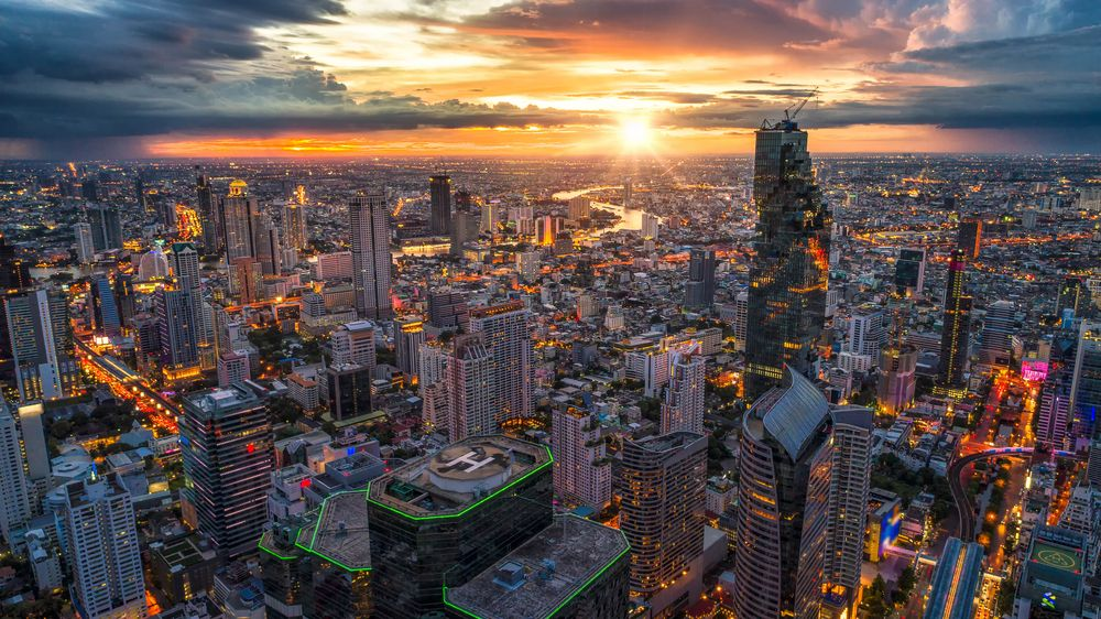 Thị trường nhà đất Thái Lan đang tồn kho 45.000 căn hộ