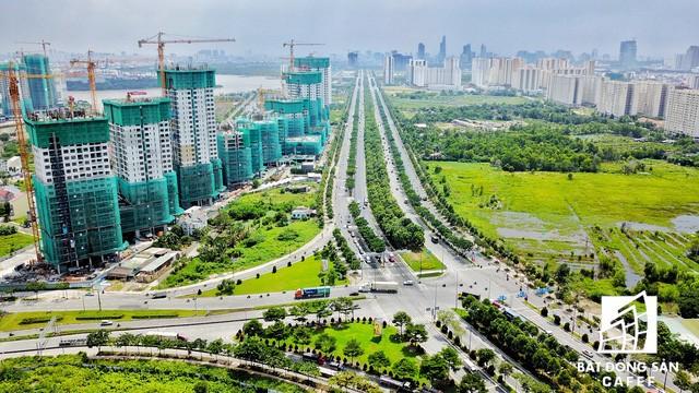 Tp.HCM khởi công hàng loạt dự án giao thông
