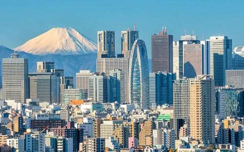 Giá bất động sản Nhật Bản