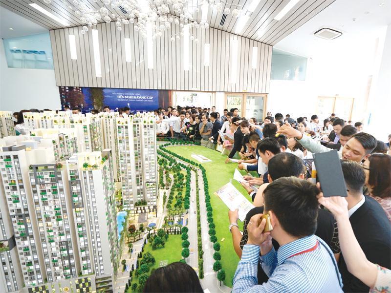 thị trường bất động sản Tp.HCM
