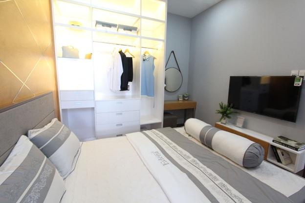 Phòng ngủ trang nhã