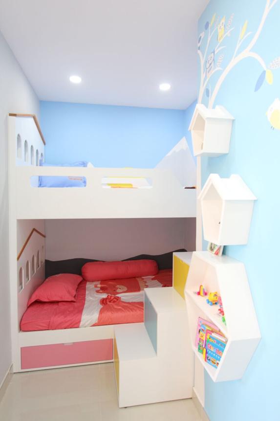 Phòng sinh hoạt trẻ em