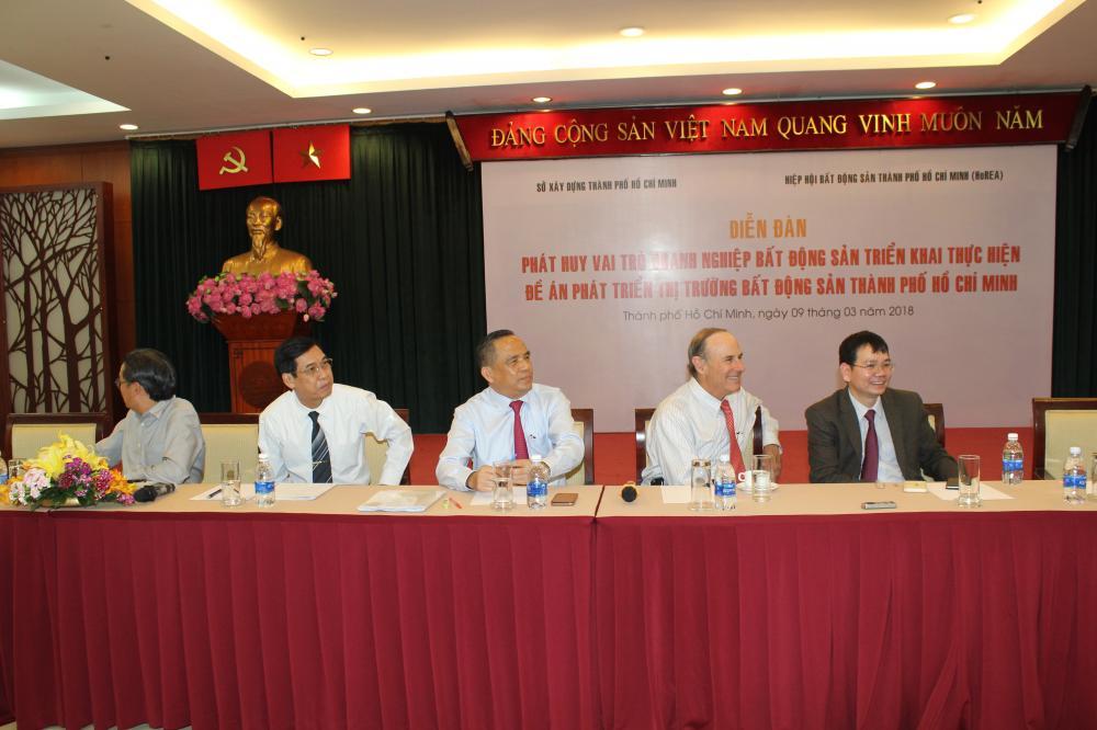 Nhiều đề án phát triển mới cho thị trường BĐS Tp.HCM