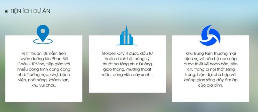 tiện ích Golden City 4