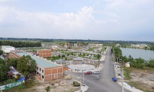 giá đất khu vực giáp Sài Gòn