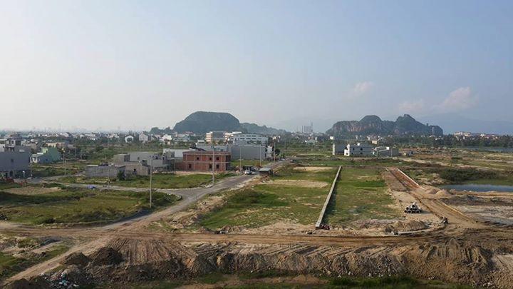 Giá đất ở tái định cư quận Ngũ Hàng Sơn