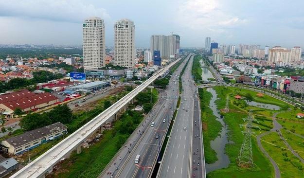 Tuyến Metro được kéo dài đến Đồng Nai