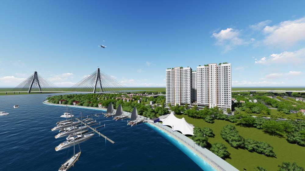dự án Samsora Riverside