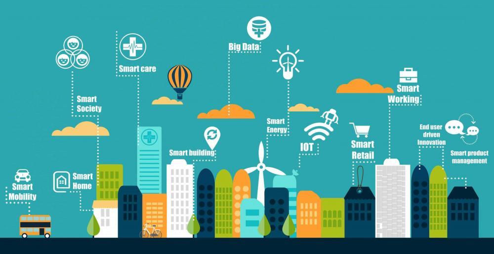 Nhiều dự án nhà ở thông minh tiếp tục chào thị trường