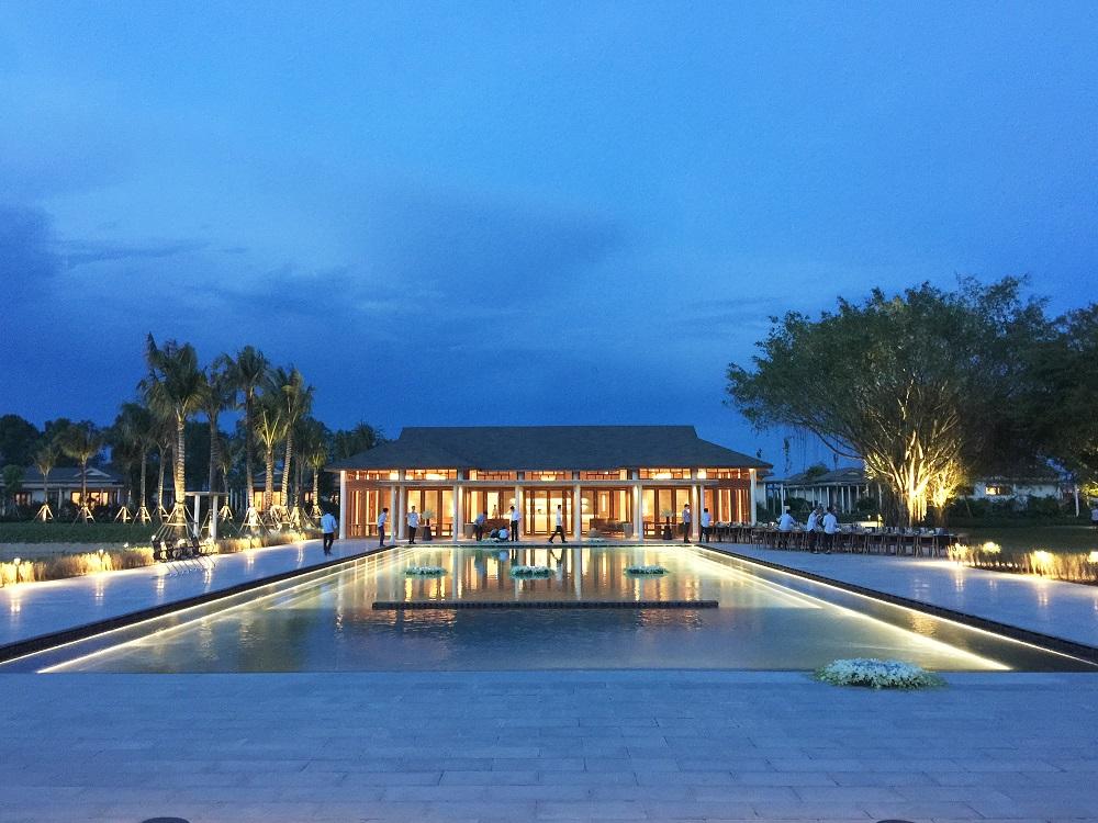 Khu nghỉ dưỡng sinh thái cao cấp Nova Phù Sa