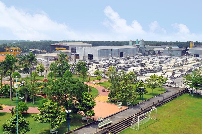 cụm công nghiệp tại Bình Phước