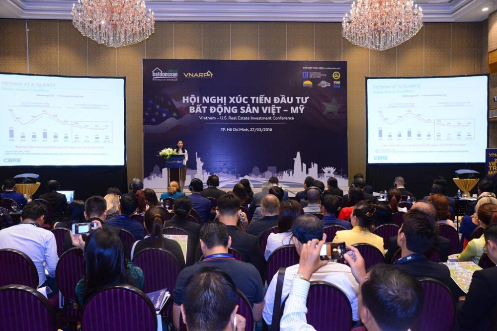 Hội nghị xúc tiến đầu tư bất động sản Việt – Mỹ