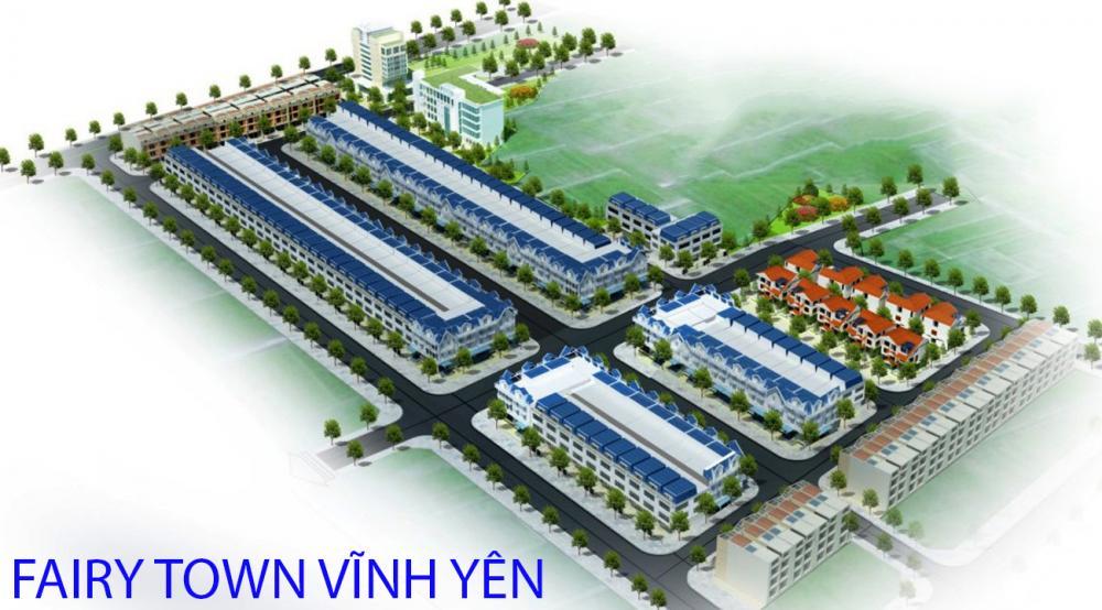 Chi tiết Fairy Town Vĩnh Yên