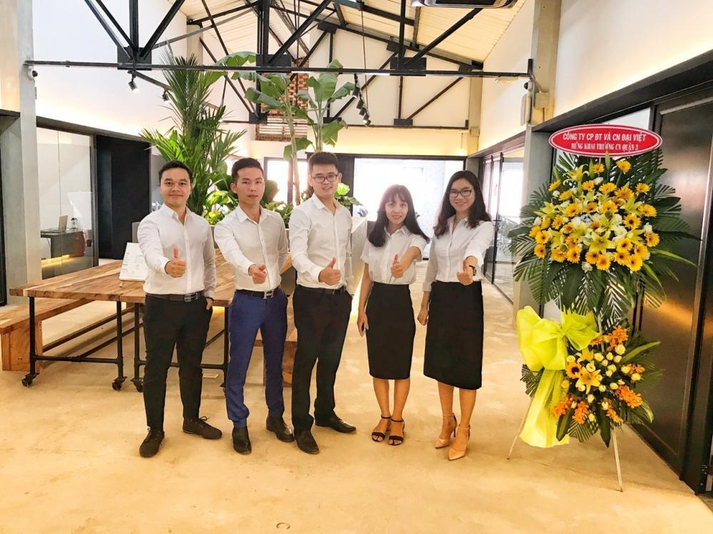 Văn phòng mới của Batdongsan.com.vn tại quận 3, Tp.HCM