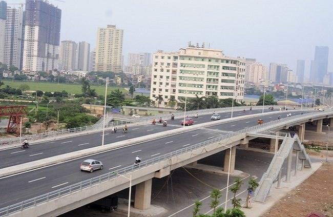 cầu vượt Nguyễn Văn Huyên