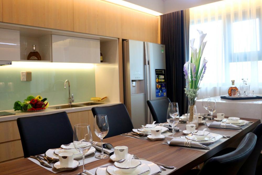 Phòng ăn dự án Mỹ Đình Plaza 2