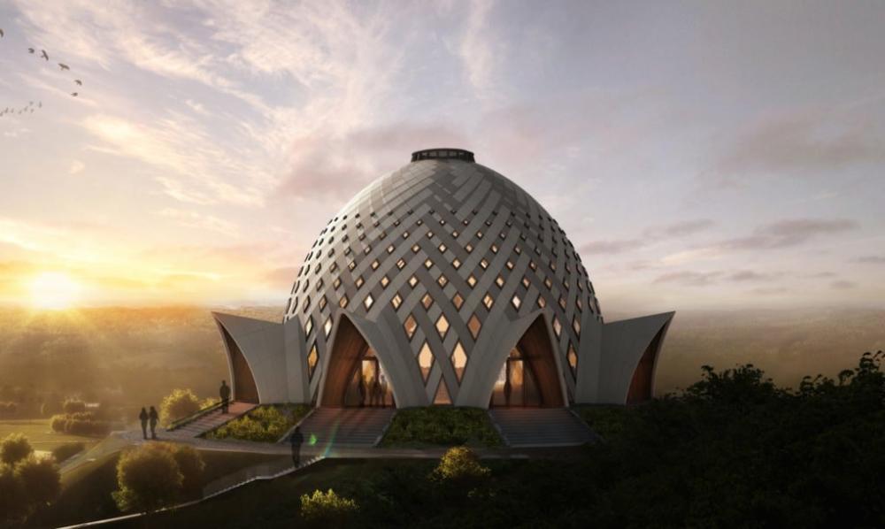 Thiết kế đền thờ đẹp ngỡ ngàng ở Papua New Guinea 2