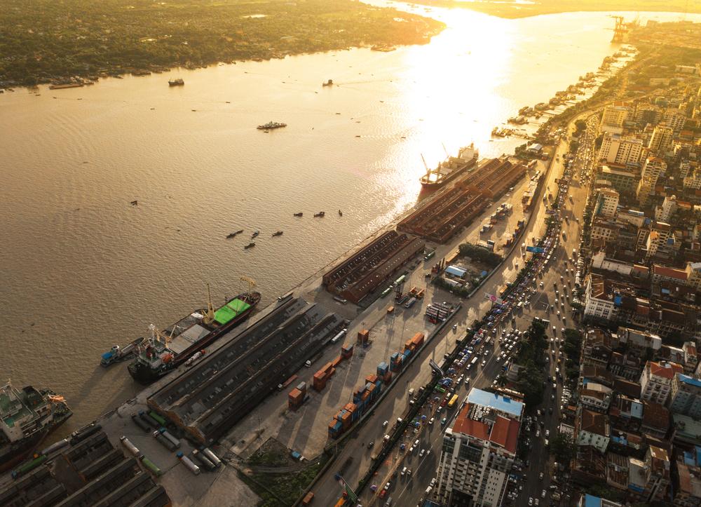 Myanmar triển khai xây dựng các thành phố thông minh 1