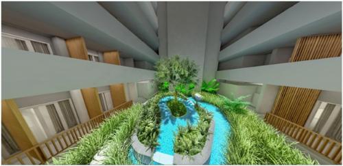 dự án Green Star Sky Garden