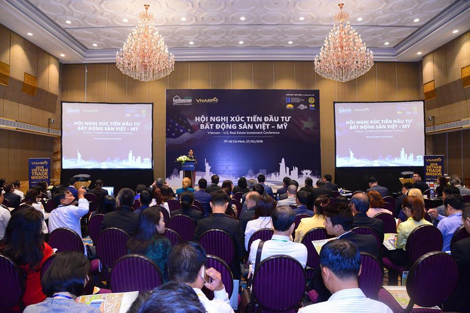 Hội nghị xúc tiến đầu tư bất động sản Việt - Mỹ