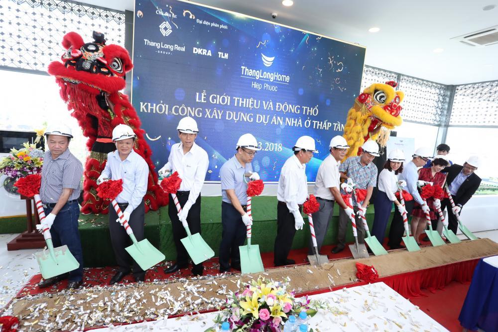 dự án Thăng Long Home - Hiệp Phước