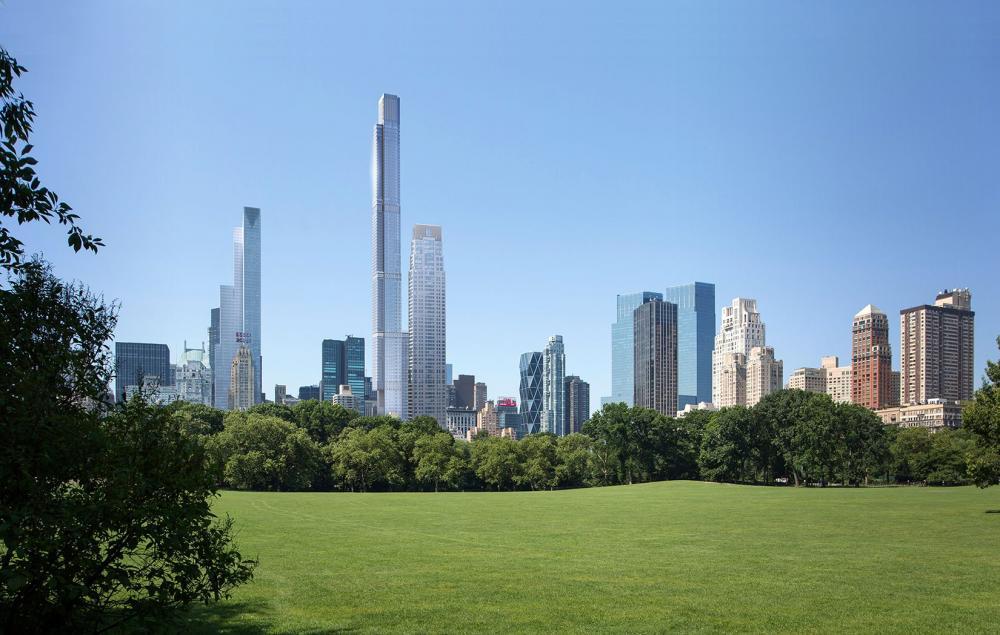 New York sắp có khu nhà ở cao nhất thế giới