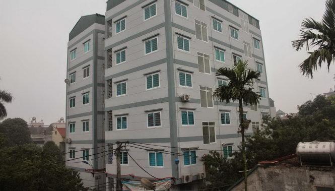 căn hộ chung cư mini