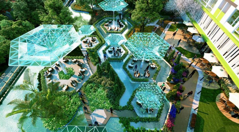 dự án Long Tân City