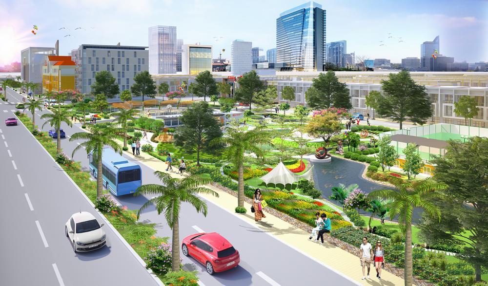 dự án Mega City 2