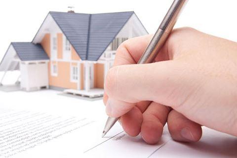 Sang tên nhà đất mua bằng giấy viết tay