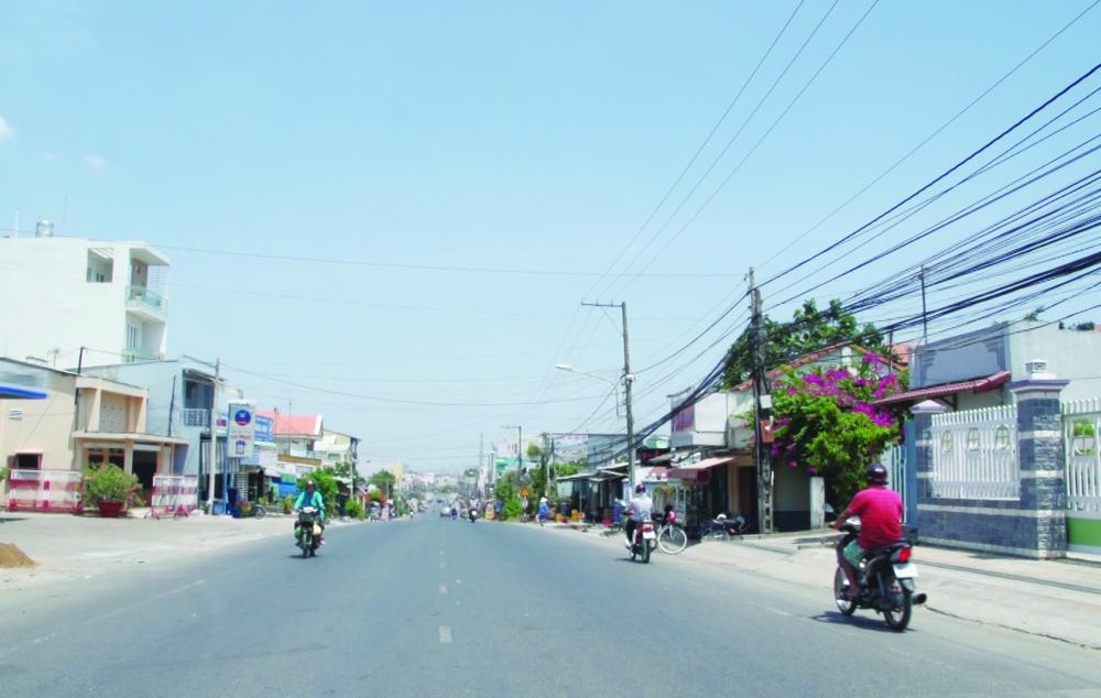 Giá đất tại Nhơn Trạch