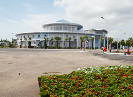 Thành lập thị xã Phú Mỹ