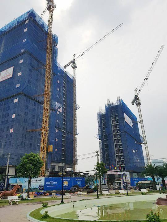 Thị trường căn hộ cho thuê Tp.HCM