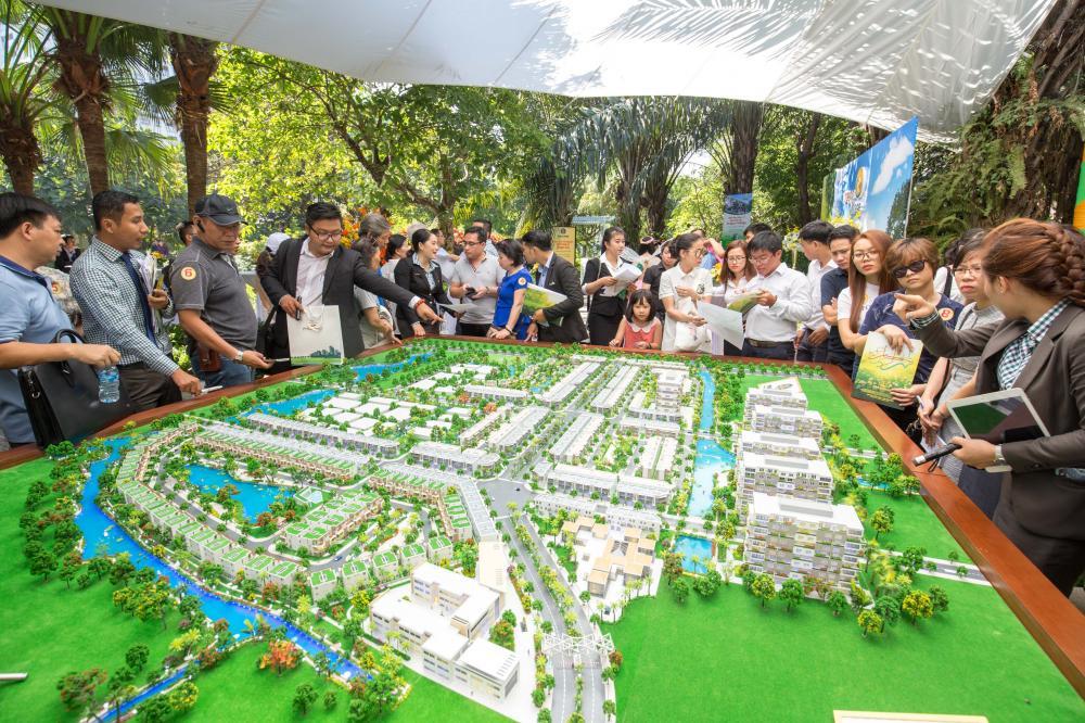 Phú Long bán hết nhà phố, biệt thự Dragon village đợt 2