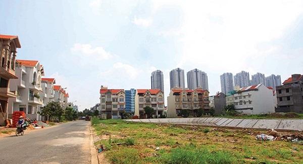 Giá đất nền vùng ven Sài Gòn
