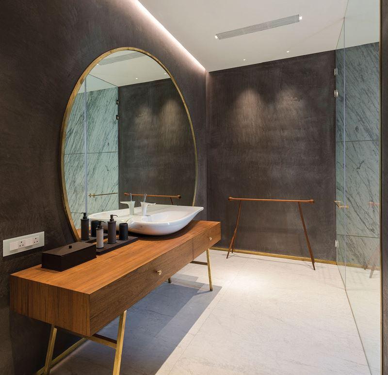 Nhà tắm theo phong cách tối giản