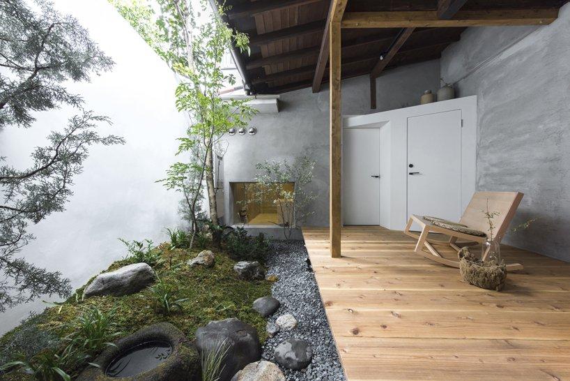 Truyền thống và hiện đại hòa quyện trong ngôi nhà cổ ở Nhật Bản