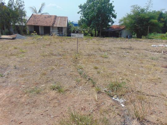rao bán đất Nhơn Trạch