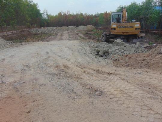 bán đất tại Trảng Bom