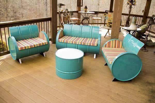 bàn ghế độc đáo