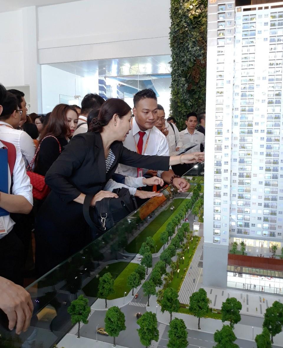 dự án Q.7 Saigon Riverside Complex