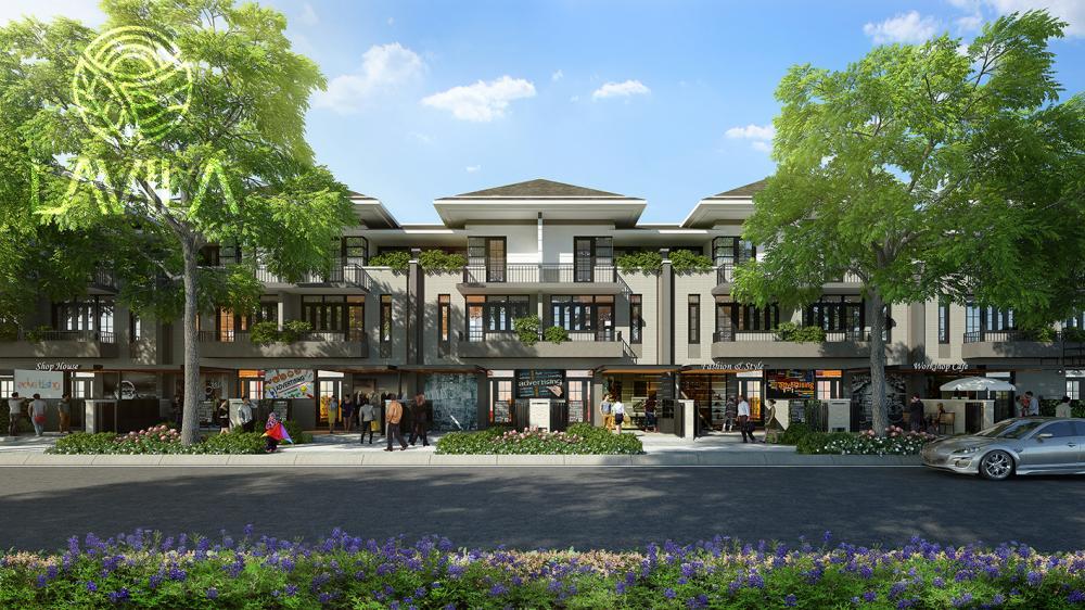 20180507152220 3d12 Lavila Nam Sài Gòn đã bàn giao hơn 100 căn biệt thự phố vườn đầu tiên cho khách