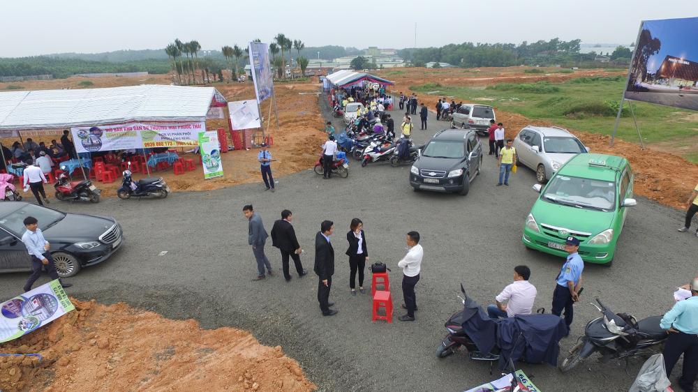 đầu tư nhà đất giáp ranh Tp.HCM