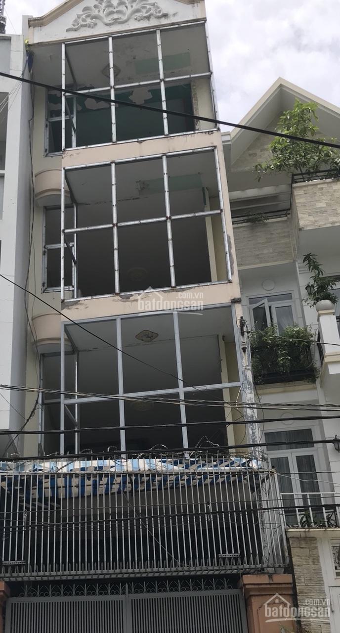 Bán nhà phố độc đáo chính chủ 85,7m2, trệt, 3 lầu 16.5 tỷ nguyễn phi khanh, tt q1 cách chợ tân định