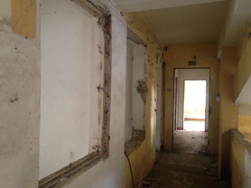 Dự án cải tạo chung cư cũ