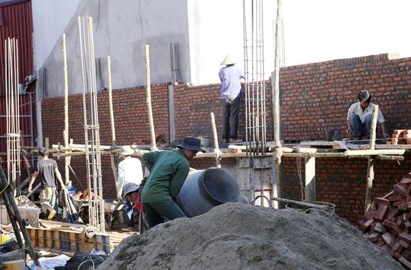 công trình xây dựng dân dụng