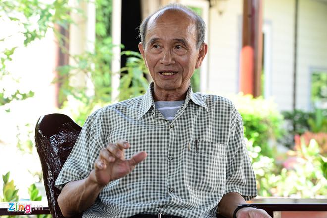 Cựu chủ tịch UBND Tp.HCM Võ Viết Thanh