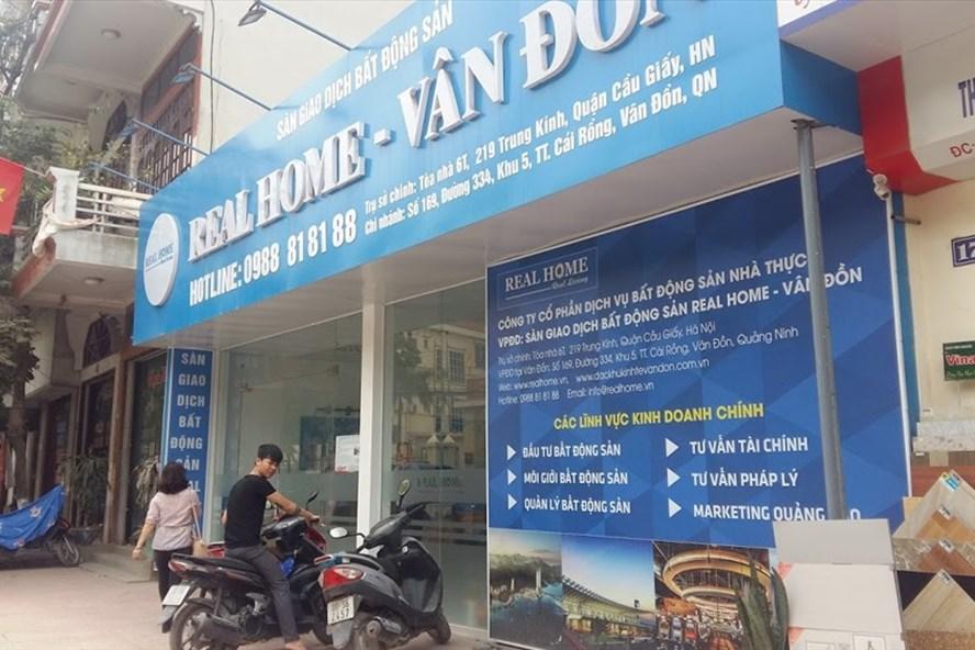 Thị trường đặc khu Vân Đồn sau chỉ đạo ngừng giao dịch đất đai.